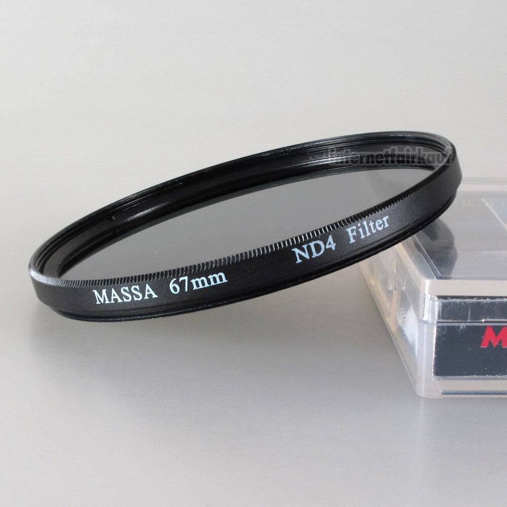Graufilter ND4 67mm