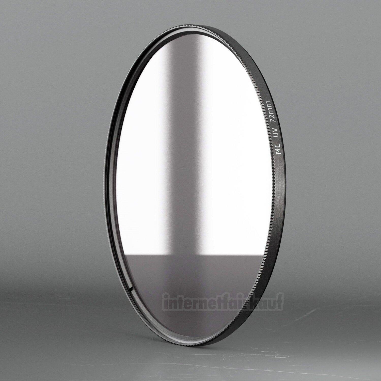 MC UV Filter 72mm