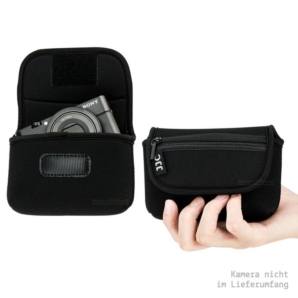JJC OC-R1BK Neoprene Kameratasche, schwarz
