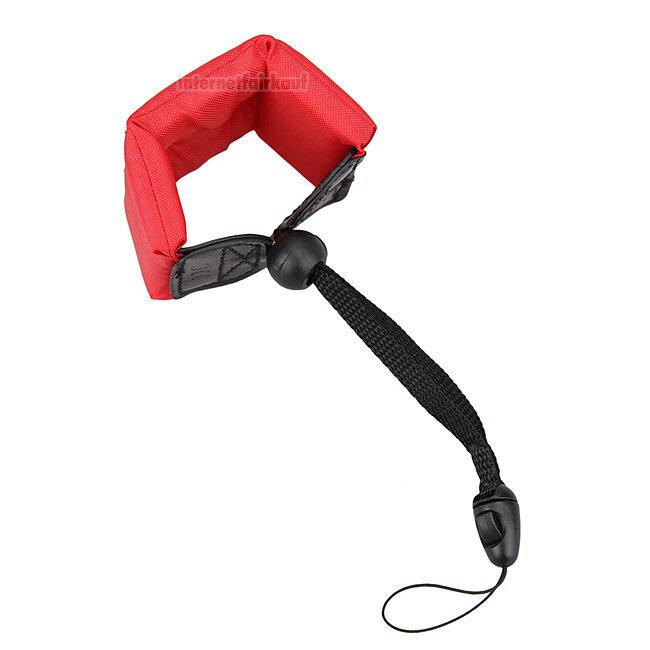 JJC ST-6R - schwimmende Handschlaufe rot