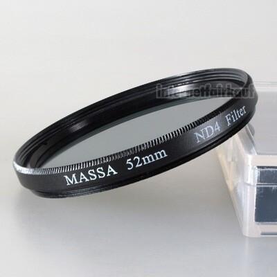 Graufilter ND4 52mm