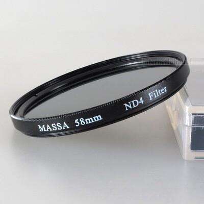 Graufilter ND4 58mm
