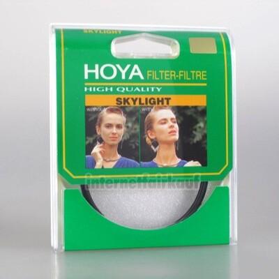 Hoya Skylight Filter 55mm G-Serie