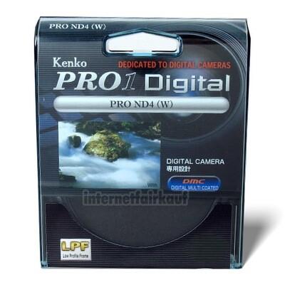 Kenko Pro1D Graufilter ND4 49mm