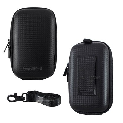 Hama Kameratasche Hardcase Carbon Style 80L schwarz
