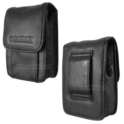 Carat DCL3 Leder Kameratasche
