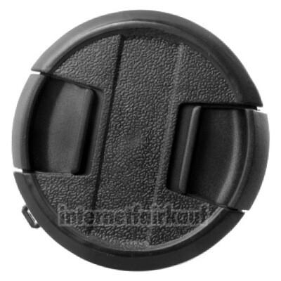Lens Cap - Objektivdeckel 49mm mit Inneneingriff