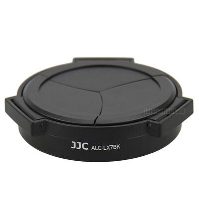 JJC ALC-LX7BK Spezial-Schutzdeckel für Panasonic LX7 + Leica D-Lux6