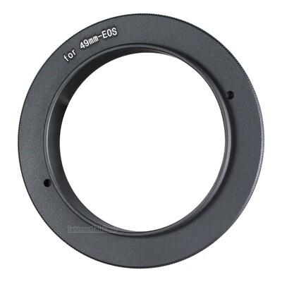 Umkehrring 49mm für Canon EOS