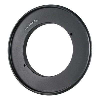 Umkehrring 77mm für Canon EOS