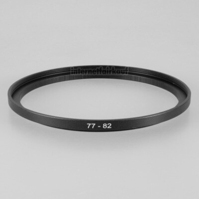 77-82mm Adapterring Filteradapter
