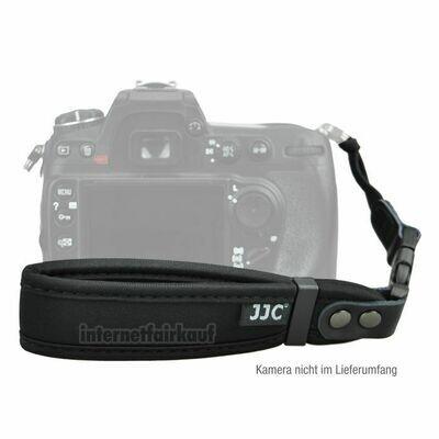 JJC ST-1 schwarz, Handgelenk Trageband für Kameras
