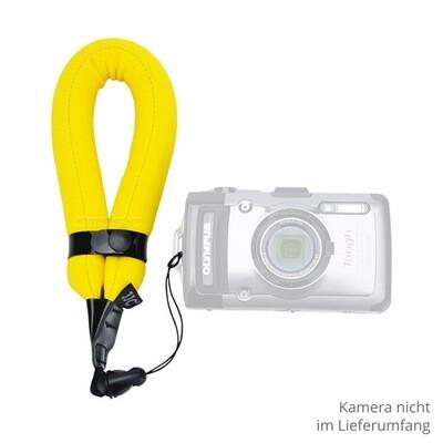 JJC ST-8Y - schwimmende Handschlaufe gelb
