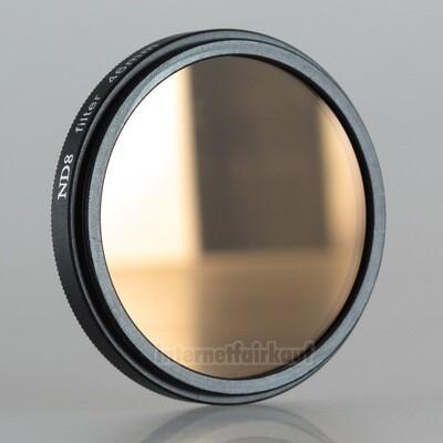 Graufilter ND8 46mm