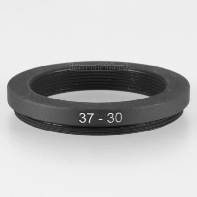 37-30mm Adapterring Filteradapter