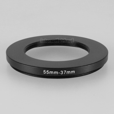 55-37mm Adapterring Filteradapter
