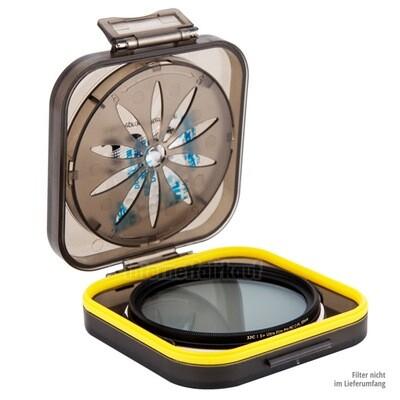 JJC FLC-S Filterbox für Filter 37 bis 55mm