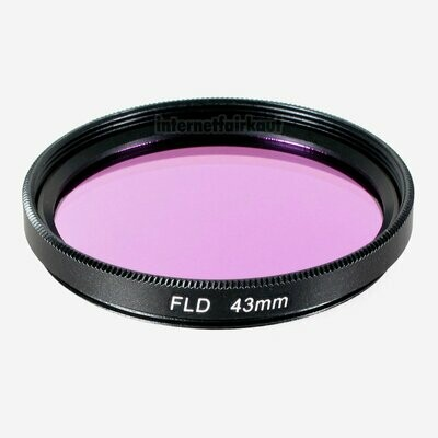 FD / FL-D Filter 43mm