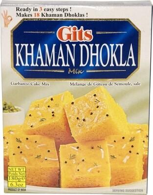GITS KHAMAN DHOKLA  180 GM