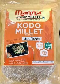 MANNA - KODO MILLET 1kg