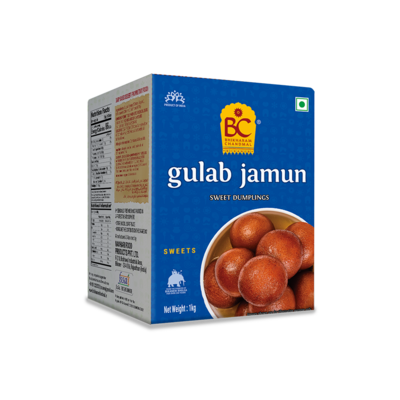 BC GULAB JAMUN CAN 12/1 KG