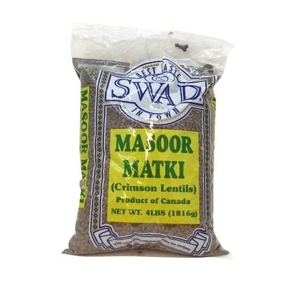 SWAD MASOOR MATKI 4LB