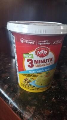 Mtr 3min magic msl upma
