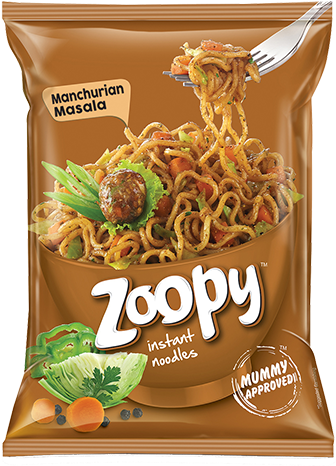 ZOOPY MANCHURIAN NOODLES 70gm