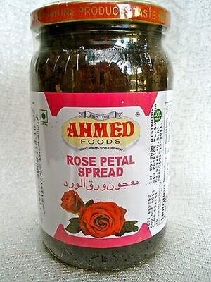 AD ROSE PETAL GULKAND 400GM