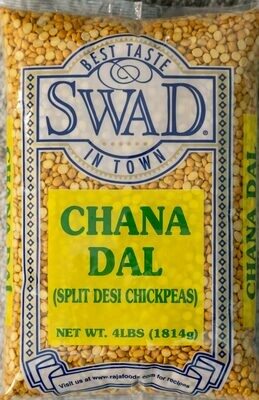 SWAD CHANA DAL 4LBS