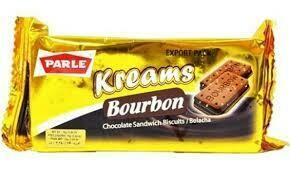 PARLE KREAM BOURBON 75GM