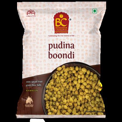 BC PUDINA BOONDI 200gm