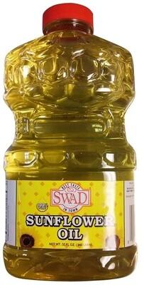SWAD SUNFLOWER OIL 32oz