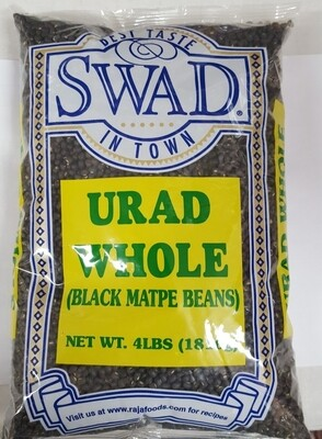 SWAD BLACK URAD WHOLE 2LB