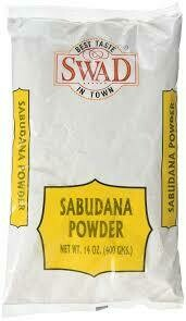 SWAD SABUDANA POWDER 400GM