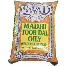 SWAD OILY TOOR DAAL 4LBS TG