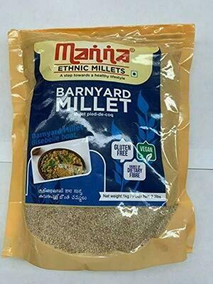 MANNA - BARNYARD MILLET 1kg