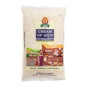 LX  CREAM OF RICE 2LB