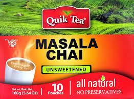 QUIK TEA UNSWE MSLA CHAI 5.6