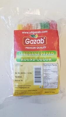 GAZAB SAGO FRYUM COLOR 200G