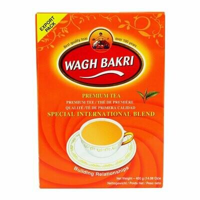 TEA WAGH BAKRI BOX 400gm