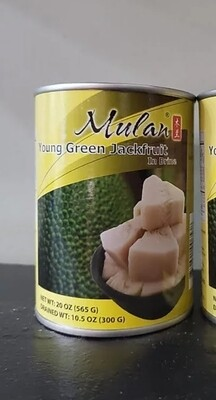 MULAN GREEN JACKFRUIT 300GM