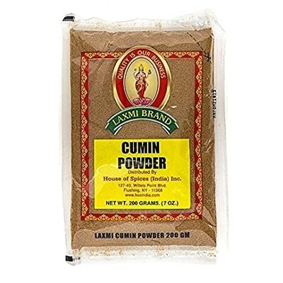 LX CUMIN POWDER  200 GM