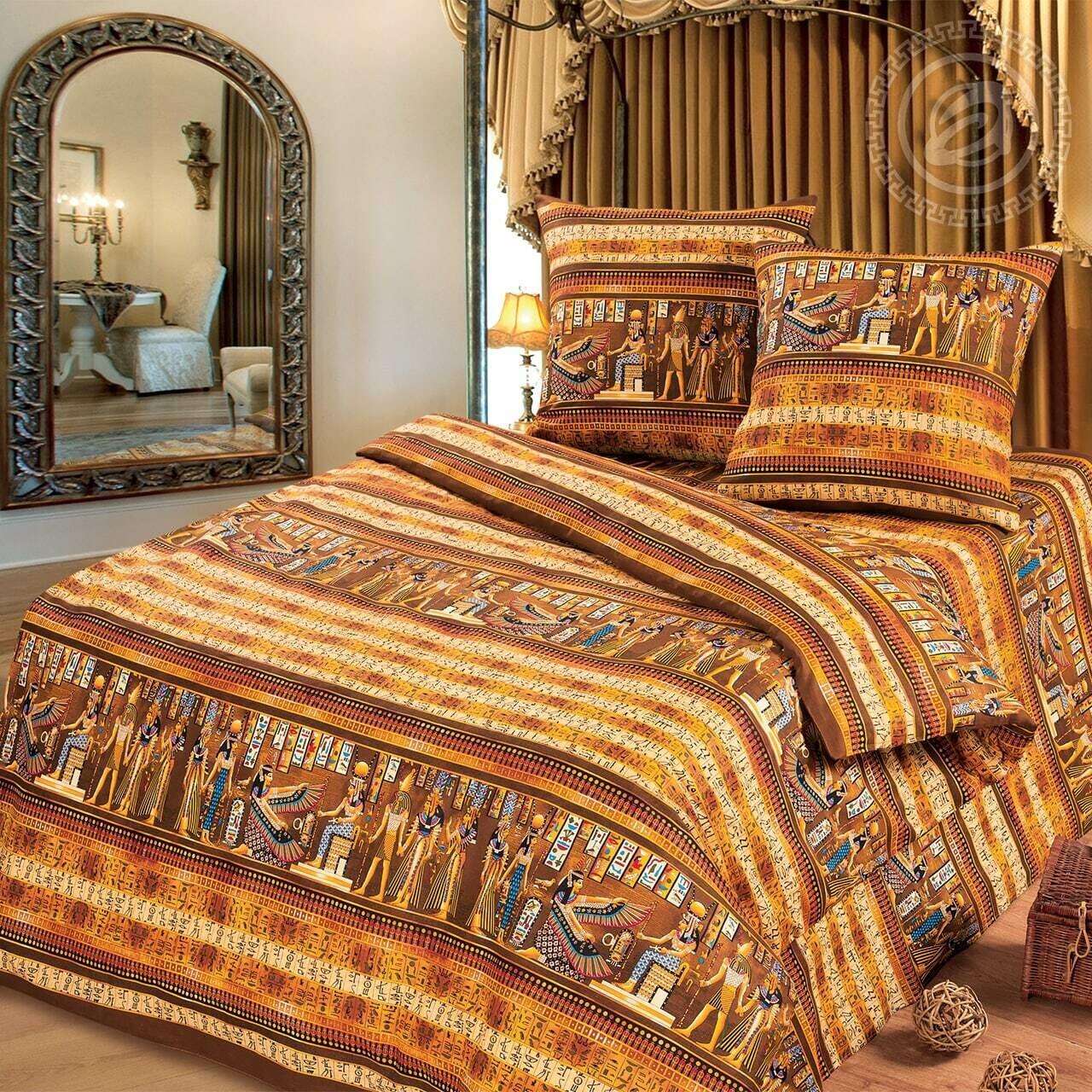 Комплект постельного белья из бязи Египет