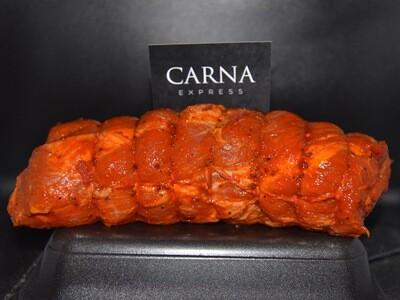 Rôti de porc dans le cou sans os mariné hot & Spicy