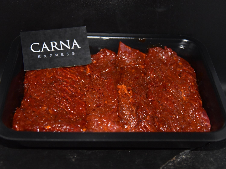 Onglet de bœuf mariné Hot & Spicy