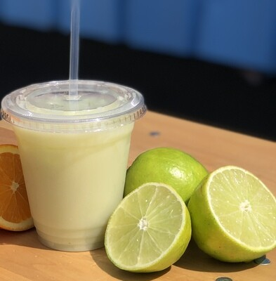 avo-lime juice