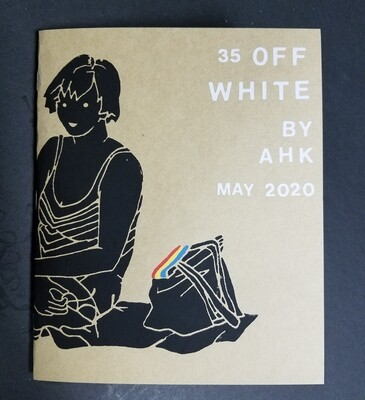 OFF WHITE #35 (coloring book)