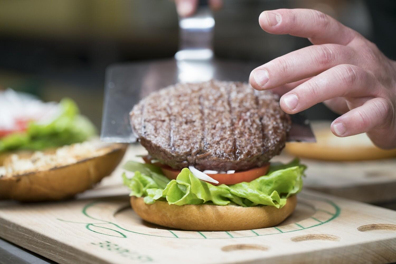 Astarbe burger vegetal / begetala