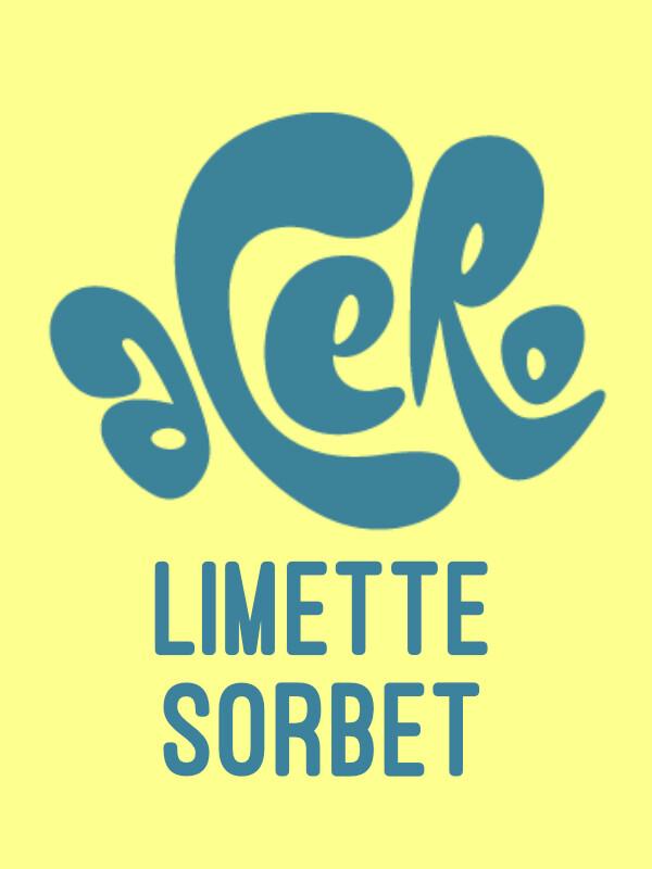 Acero Limette Sorbet